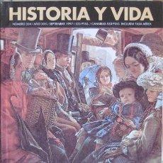 """Coleccionismo de Revista Historia y Vida - REVISTA """"HISTORIA Y VIDA"""" (Nº 354–SEPTIEMBRE 1997). VIAJERAS VICTORIANAS - 38896483"""