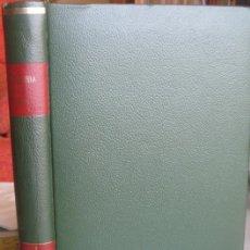 """Coleccionismo de Revista Historia y Vida: REVISTA """"HISTORIA Y VIDA"""" ENCUADERNADA. PRIMER SEMESTRE 1973 (Nº 58 A 63).. Lote 39890788"""