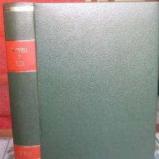 """Coleccionismo de Revista Historia y Vida: REVISTA """"HISTORIA Y VIDA"""" ENCUADERNADA. SEGUNDO SEMESTRE 1976 (Nº 100 A 105).. Lote 39899049"""