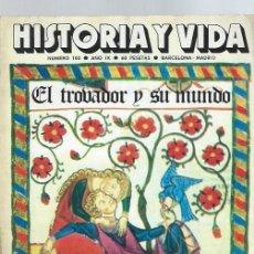 Coleccionismo de Revista Historia y Vida: HISTORIA Y VIDA, Nº 103, AÑO IX, 1976, EPISODIOS DE LA 2ª GUERRA MUNDIAL. Lote 39911632