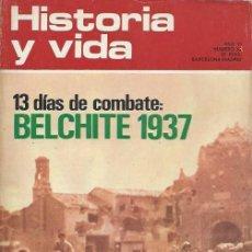 Coleccionismo de Revista Historia y Vida: HISTORIA Y VIDA Nº 62, AÑO VI, MAYO 1973, LA EXPULSIÓN DE LOS JESUITAS, COPÉRNICO, EL BARÓN ROJO. Lote 39914409