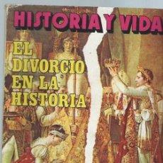 Coleccionismo de Revista Historia y Vida: HISTORIA Y VIDA, Nº 117,AÑO X, DICIEMBRE 1977, DIVORCIO EN LA HISTORIA, EL TANQUE SEÑOR DE LA GUERRA. Lote 39948657