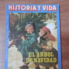 Coleccionismo de Revista Historia y Vida: HISTORIA Y VIDA. EL ÁRBOL DE NAVIDAD. Nº 141 - DIVERSOS AUTORES. Lote 35334643