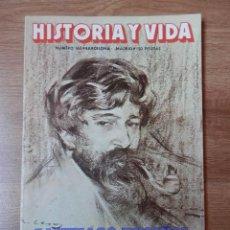 Coleccionismo de Revista Historia y Vida: HISTORIA Y VIDA. SANTIAGO RUSIÑOL. Nº 162 - DIVERSOS AUTORES. Lote 35334768