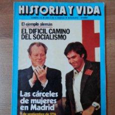 Coleccionismo de Revista Historia y Vida: HISTORIA Y VIDA. EL DIFÍCIL CAMINO DEL SOCIALISMO. Nº 114 - DIVERSOS AUTORES. Lote 35334929