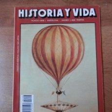 Coleccionismo de Revista Historia y Vida: HISTORIA Y VIDA. GLOBOS. Nº 288 - DIVERSOS AUTORES. Lote 35335147