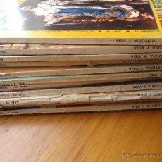 Coleccionismo de Revista Historia y Vida: LOTE 11 REVISTAS HISTORIA Y VIDA.. Lote 41312265