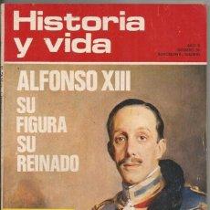 Coleccionismo de Revista Historia y Vida - == HV16 - HISTORIA Y VIDA Nº 56 - ALFONSO XIII SU FIGURA SU REINADO - 41345454
