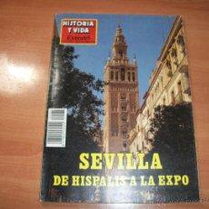 Coleccionismo de Revista Historia y Vida: HISTORIA VIDA.. Lote 41756502