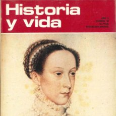 Coleccionismo de Revista Historia y Vida: HISTORIA Y VIDA Nº 46. Lote 43904851