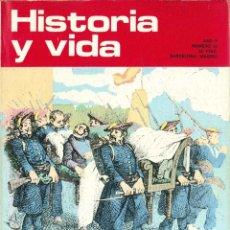 Coleccionismo de Revista Historia y Vida: HISTORIA Y VIDA Nº 52. Lote 43905017