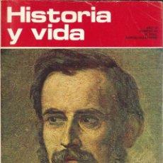 Coleccionismo de Revista Historia y Vida: HISTORIA Y VIDA Nº 64. Lote 43905624