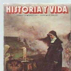 Coleccionismo de Revista Historia y Vida: REVISTA HISTORIA Y VIDA, Nº 150 AÑO XIII SEPTIEMBRE 1980. Lote 43975097