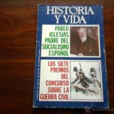 Coleccionismo de Revista Historia y Vida: HISTORIA Y VIDA Nº83 FEBRERO 1975.. Lote 44133066