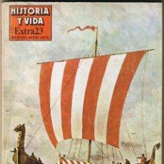 Coleccionismo de Revista Historia y Vida - HISTORIA Y VIDA EXTRA Nº 23 1981 - 49651777