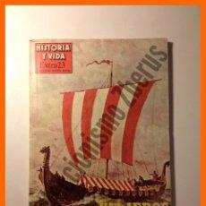 Collectionnisme de Magazine Historia y Vida: HISTORIA Y VIDA - EXTRA Nº 23 - VIAJEROS Y EXPLORADORES. Lote 49913303