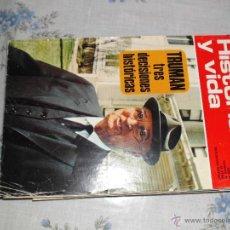 Coleccionismo de Revista Historia y Vida: HISTORIA Y VIDA. Lote 51038866