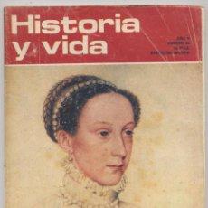 Coleccionismo de Revista Historia y Vida: HISTORIA Y VIDA- NUMERO 46- ENERO 1972. Lote 52652974