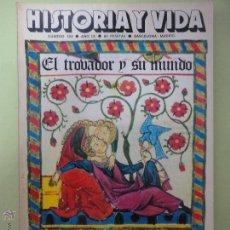 Coleccionismo de Revista Historia y Vida: HISTORIA Y VIDA. Nº 103. 1976.. Lote 52658458