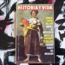 Coleccionismo de Revista Historia y Vida: HISTORIA Y VIDA - NUMERO 211 - 1968. Lote 53143529