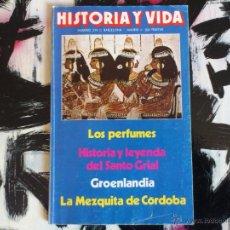 Coleccionismo de Revista Historia y Vida: HISTORIA Y VIDA - NUMERO 210 - 1968. Lote 53143549