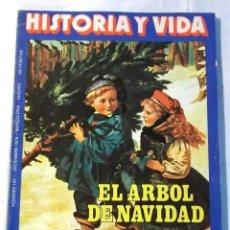 Coleccionismo de Revista Historia y Vida: HISTORIA Y VIDA -REVISTA - Nº 141 - COMPRA MINIMA 5€. Lote 55167975