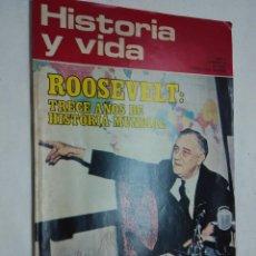 Coleccionismo de Revista Historia y Vida: HISTORIA Y VIDA. Lote 55213324