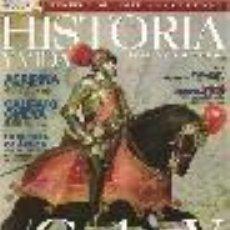 Coleccionismo de Revista Historia y Vida: REVISTA HISTORIA Y VIDA Nº 453 CARLOS V. Lote 56248838