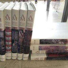 Coleccionismo de Revista Historia y Vida: HISTORIA UNIVERSAL DEL ARTE UNIVERSAL AR MAGNA. Lote 56276261