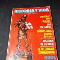 Coleccionismo de Revista Historia y Vida: REVISTA HISTORIA Y VIDA. NUMERO 169.. Lote 56574113