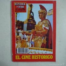 Colecionismo da Revista Historia y Vida: HISTORIA Y VIDA. EXTRA 58. EL CINE HISTÓRICO. Lote 58099231
