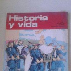 Coleccionismo de Revista Historia y Vida: HISTORIA Y VIDA Nº 52. Lote 58473041
