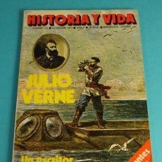Coleccionismo de Revista Historia y Vida: HISTORIA Y VIDA Nº 116. JULIO VERNE, UN ESCRITOR VISIONARIO DEL FUTURO. LOS CANTANTES CASTRADOS. Lote 59530527