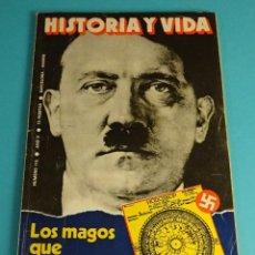 Coleccionismo de Revista Historia y Vida: HISTORIA Y VIDA Nº 115. LOS MAGOS QUE ENGAÑARON A HITLER. Lote 59530691