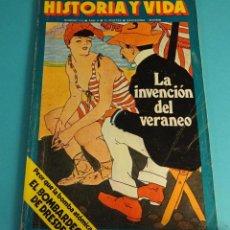 Coleccionismo de Revista Historia y Vida: HISTORIA Y VIDA Nº 113. LA INVENCIÓN DEL VERANEO. PEOR QUE LA BOMBA ATÓMICA, EL BOMBARDEO DE DRESDE. Lote 59531191