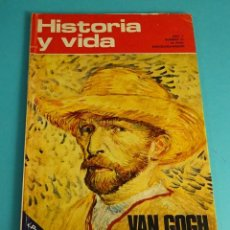 Coleccionismo de Revista Historia y Vida: HISTORIA Y VIDA Nº 51. VAN GOGH. ¿POR QUÉ SE HUNDE VENECIA?. Lote 59534863