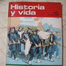 Coleccionismo de Revista Historia y Vida: HISTORIA Y VIDA NÚMERO 52 JULIO 1972. Lote 62703788