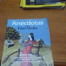 Coleccionismo de Revista Historia y Vida: ANÉCDOTAS DE LA EDAD MEDIA. . B10R. Lote 70535853