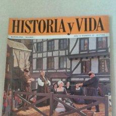 Coleccionismo de Revista Historia y Vida: REVISTA HISTORIA Y VIDA AÑO IV Nº 35. Lote 71805419