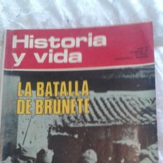 Coleccionismo de Revista Historia y Vida: REVISTA HISTORIA Y VIDA AÑO V Nº50. Lote 73053579