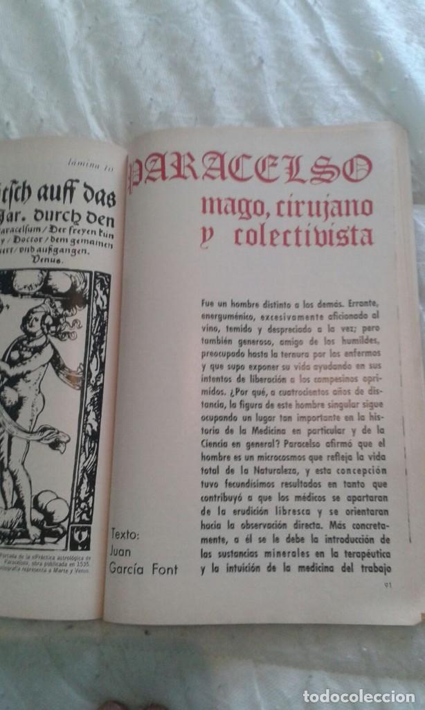 Coleccionismo de Revista Historia y Vida: REVISTA HISTORIA Y VIDA AÑO V Nº50 - Foto 2 - 73053579