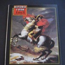 Coleccionismo de Revista Historia y Vida: REVISTA HISTORIA Y VIDA Nº 32 NAPOLEON. Lote 96454599