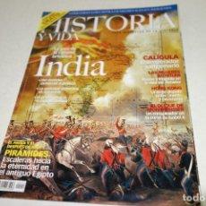 Coleccionismo de Revista Historia y Vida: REVISTA HISTORIA Y VIDA Nº 412. Lote 98028039
