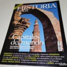 Coleccionismo de Revista Historia y Vida: REVISTA HISTORIA Y VIDA EXTRA 100. Lote 98028151
