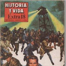 Coleccionismo de Revista Historia y Vida: HISTORIA Y VIDA EXTRA Nº 18 MONOGRÁFICO SOBRE CÁRCELES Y EVASIONES HISTÓRICAS. . Lote 98387315