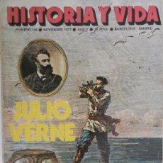 Coleccionismo de Revista Historia y Vida: HISTORIA Y VIDA Nº 116 NOVIEMBRE 1977 AÑO X.. Lote 99478979