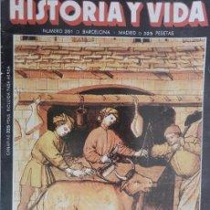 Coleccionismo de Revista Historia y Vida: HISTORIA Y VIDA Nº 251 FEBRERO 1989 AÑO XXII.. Lote 99480067
