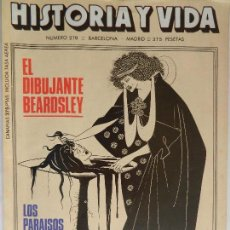 Coleccionismo de Revista Historia y Vida: HISTORIA Y VIDA Nº 279 AÑO XXIV JUNIO 1991.. Lote 99524767