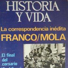 Coleccionismo de Revista Historia y Vida: HISTORIA Y VIDA Nº 93 AÑO VIII DICIEMBRE 1975.. Lote 99525103
