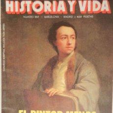 Coleccionismo de Revista Historia y Vida: HISTORIA Y VIDA Nº 297 AÑO XXV DICIEMBRE 1992.. Lote 99525663